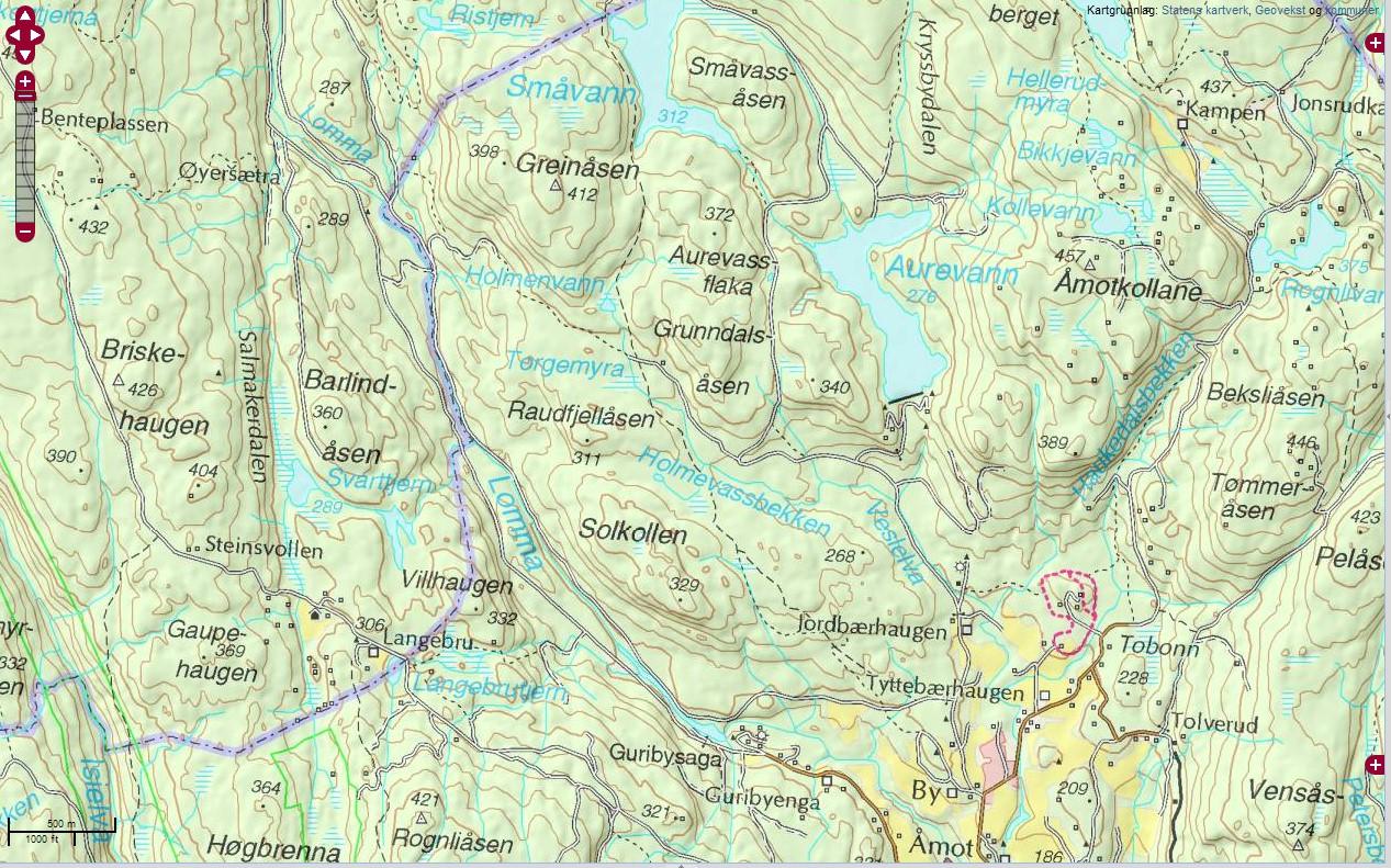 rykkinn kart Kart apps | rykkinn kart